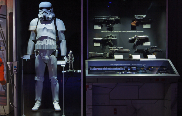 Star wars where science meets imagination for Star wars museum california