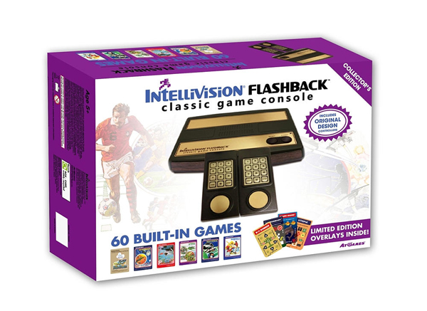 At games intellivision flashback review - Atari flashback classic game console game list ...